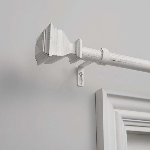 Exclusive Home Napoleon 1-in. Curtain Rod