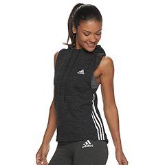 Women's adidas Sport to Street Hooded Tank