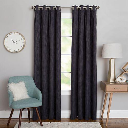 Corona Curtain 1-panel Claude Window Curtain