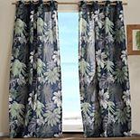 Corona Curtain Tropical Bliss Window Curtain