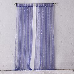 Corona Curtain Sequin Window Curtain