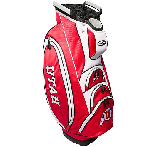 Team Golf Utah Utes Victory Golf Cart Bag