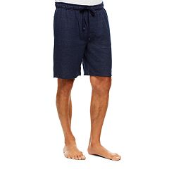 Men's Haggar Herringbone Sleep Shorts