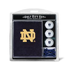 Team Golf Notre Dame Fighting Irish Embroidered Towel Gift Set