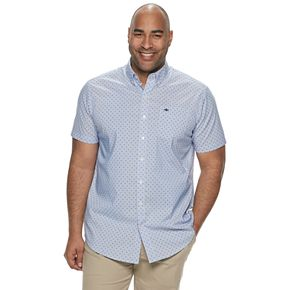 Big & Tall Dockers® Comfort Flex Classic-Fit No-Wrinkle Button-Down Shirt