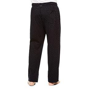 Men's Haggar Patterned Sleep Pants