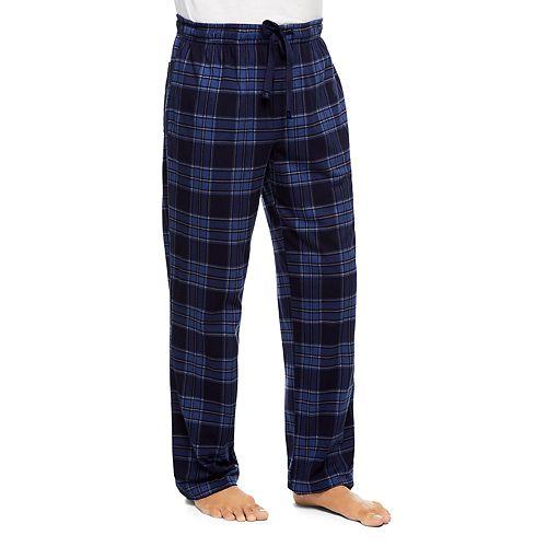 Men's Haggar Patterned Lounge Pants