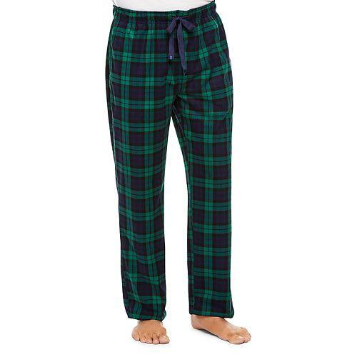 Men's Haggar Micro-Suede Sleep Pants