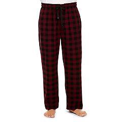 Men's Haggar Micro-Suede Lounge Pants