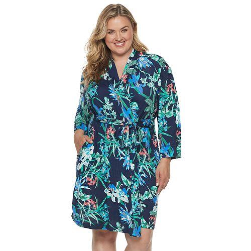 Women's Jockey® Tropical Paradise Robe