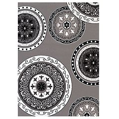 United Weavers Cafe Cozy Classic Contemporary Area Rug