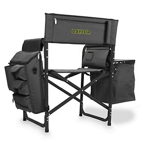 Picnic Time Baylor Bears Fusion Backpack Chair with Cooler