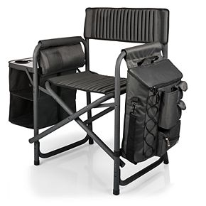 Picnic Time James Madison Dukes Fusion Backpack Chair with Cooler