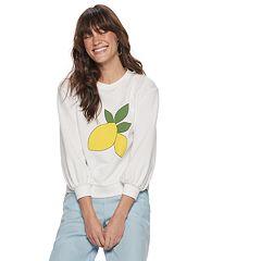 Women's POPSUGAR Lemon Graphic Sweatshirt