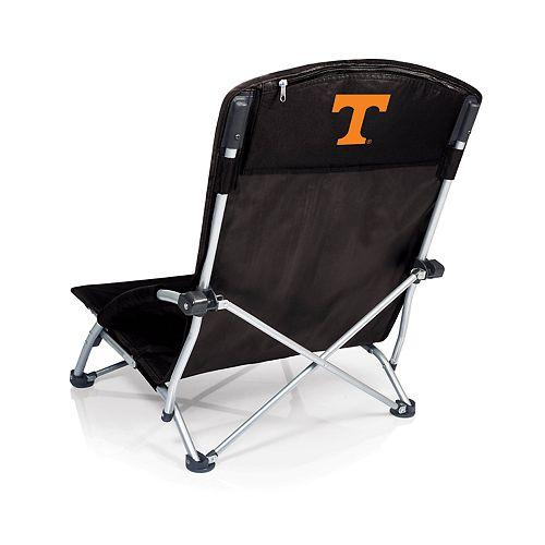 Picnic Time Tennessee Volunteers Tranquility Portable Beach Chair