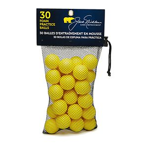 Jack Nicklaus Foam Practice Golf Balls