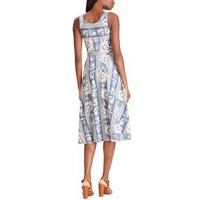 Women's Chaps Sleeveless Knit Dress