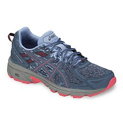 b95f1c8a15f2 ASICS GEL-Venture 6 MX Women s Trail Running Shoes. Gray Purple Spectrum  Steel Blue Pink Steel Icy Morning