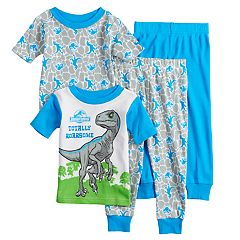 118c33ec3 Toddler Boy Jurassic World Dinosaur Tops & Bottoms Pajama Set