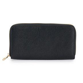 Apt. 9® RFID-Blocking Zip-Around Wallet
