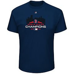 Big & Tall Boston Red Sox 2018 World Series Champions Tee