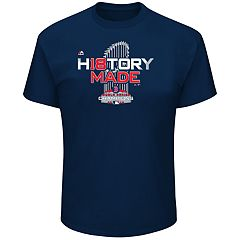 Big & Tall Boston Red Sox 2018 World Series Champions History Made Tee