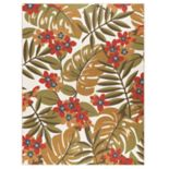 KHL Rugs Indoor Floral Rug