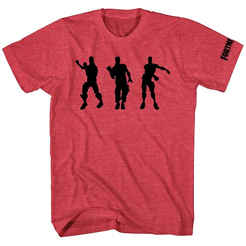 Boys 8-20 Fortnite Three Dancers Tee