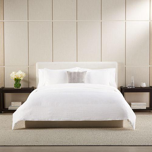 Simply Vera Vera Wang Textured Lines Comforter set