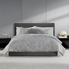 Simply Vera Vera Wang Pressed Floral Duvet Cover Set