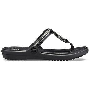 Crocs Sanrah Women's Flip Flop Sandals