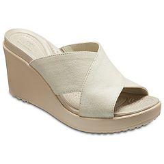 Crocs Leigh II Women's Wedge Sandals