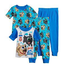 Disney's Puppy Dog Pals Toddler Boy Tops & Bottoms Pajama Set