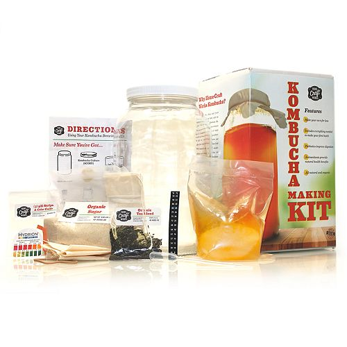 Home Craft Works Kombucha Brewing Kit