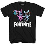 Boys 8-20 Fortnite Bunny Trouble Tee