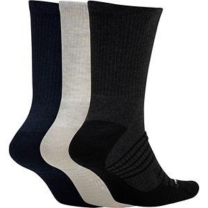 Unisex Nike Everyday 3-pack Max Cushion Crew Training Socks