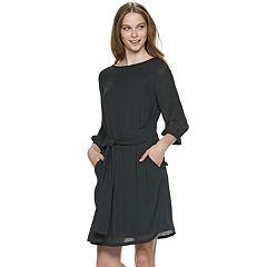 Women's Apt. 9® 2-pocket Boatneck Dress