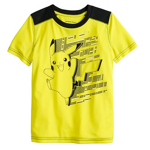 Boys 4-12 Jumping Beans® Pokemon Pikachu Active Tee