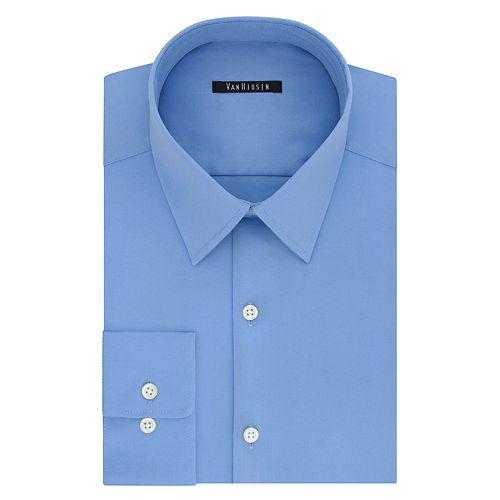 Men's Van Heusen Flex Collar Regular-Fit Stretch Dress Shirt