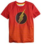 Boys 4-12 Jumping Beans® The Flash Logo Active Tee