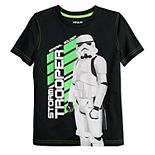 Boys 4-12 Jumping Beans® Star Wars Stormtrooper Active Tee