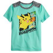 Boys 4-12 Jumping Beans® Pokemon Pikachu Active Tee