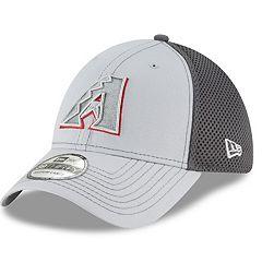 Adult New Era Arizona Diamondbacks Grayed Out 39THIRTY Flex-Fit Cap