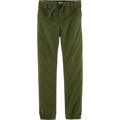 Boys 4-14 OshKosh B'gosh® Poplin Jogger Pants
