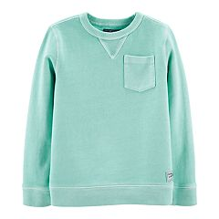 Boys 4-14 OshKosh B'gosh® Solid French Terry Top