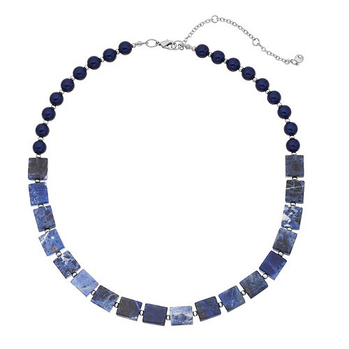 SONOMA Goods for Life™ Multi Stone Statement Necklace