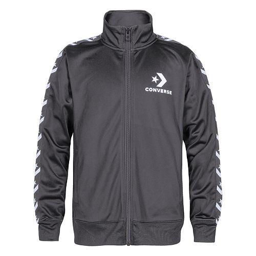 Boys 4-7 Converse Star Chevron Zip Track Jacket