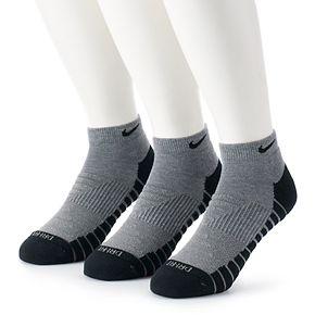 Unisex Nike Everyday 3-pack Max Cushion No-Show Training Socks