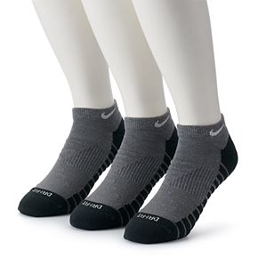 Unisex Nike Everyday 3-pack Max Cushion No-Show Socks