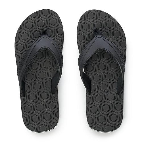 Boys 4-20 Tek Gear® Print Soft Textured Flip-Flops